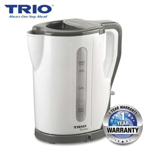 Image of TRIO TJK-317 Electric Jug Kettle – 1.7L Capacity