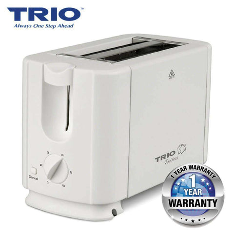 Image of TRIO TTS-662 2-Slice POP-UP Toaster