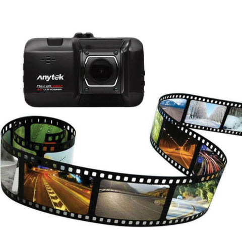 ANYTEK A18 Full HD 1080P | Loop Recording