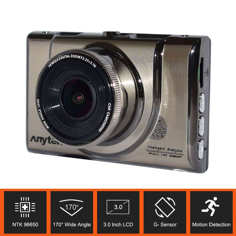 ANYTEK A100h 4K Full HD 1080P | G-Sensor