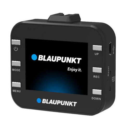 Image of BLAUPUNKT DVR BP 2.0 FHD with 2-inch LCD Display, Built-in Microphone & Speaker