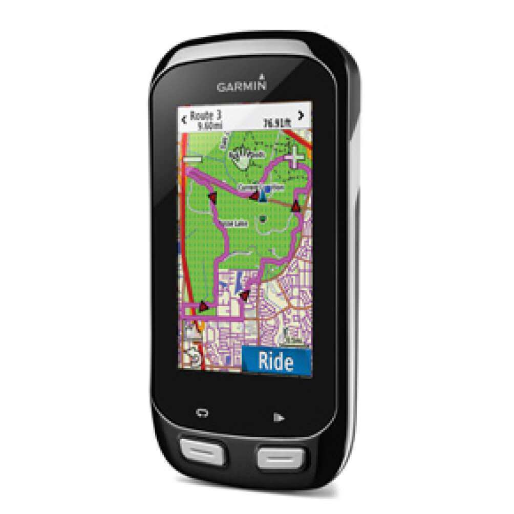 GARMIN Edge 1000 for Competing, Connecting and Navigating - Device Only