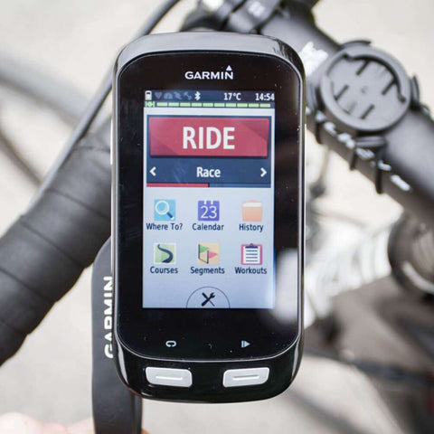 Image of GARMIN Edge 1000 for Competing, Connecting and Navigating - Device Only