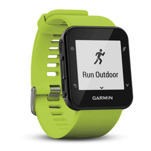 GARMIN Forerunner 35 GPS Running Watch - Limelight