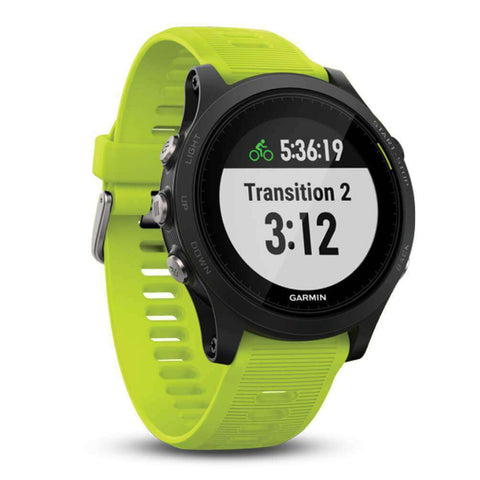 GARMIN Forerunner 935 Triathlon Watch - Force Yellow