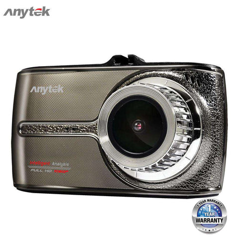 ANYTEK G66 4k Car DVR Dash Cam | Sony IMX323