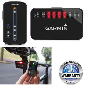 GARMIN Varia Rearview Radar The Bike Radar Tail Light - Bundle - almaxpress