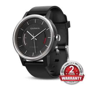 GARMIN Vivomove Sport Watch with Activity Tracking - Black - almaxpress