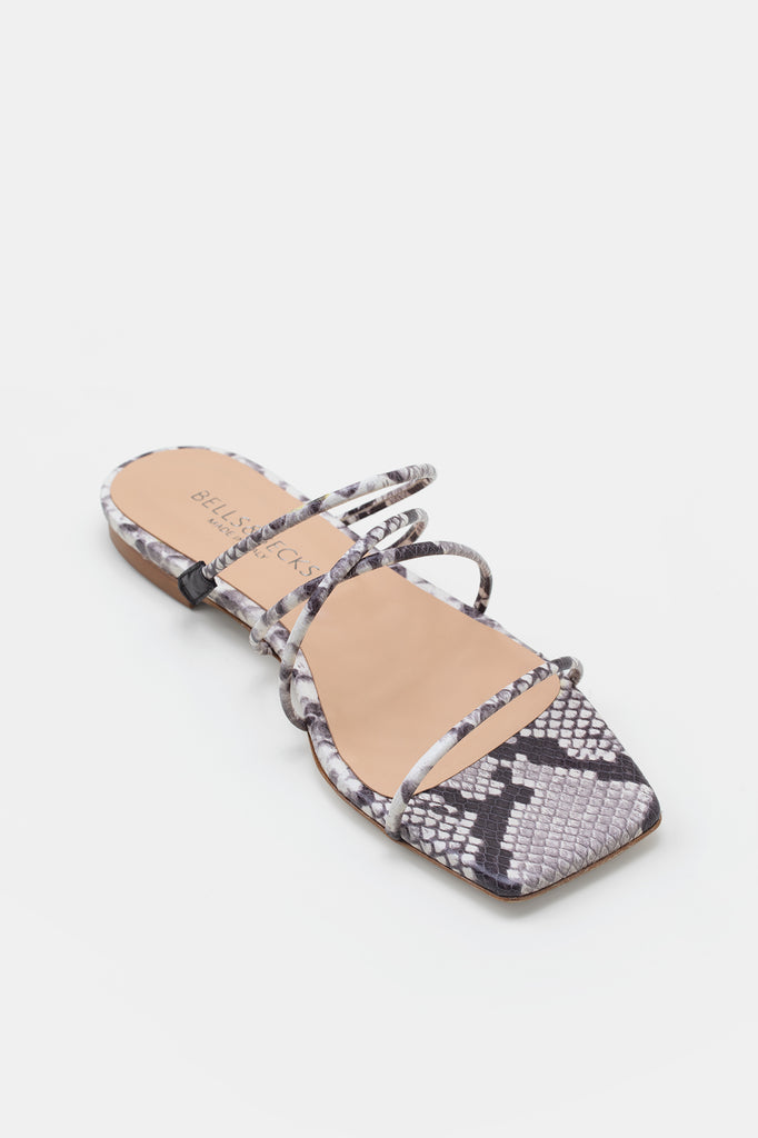 The Carina Snake Print