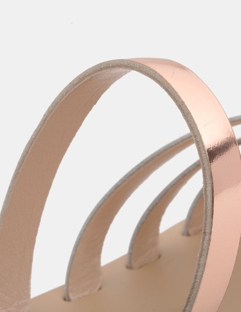 The Capriana Pink/Rose Gold