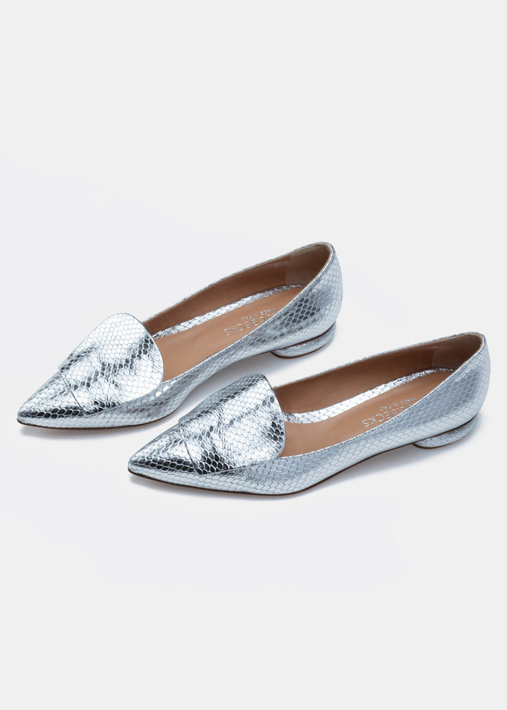 The Lia Silver Texture - Sample Size 37