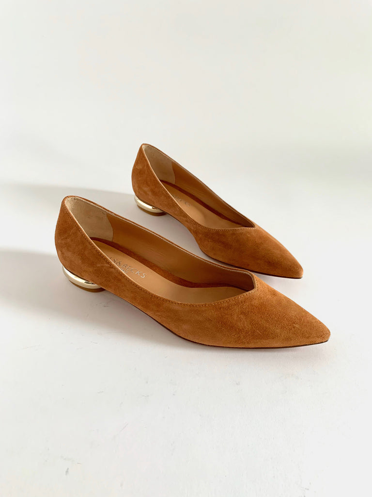 Giulia Siena Suede - Sample Size 37