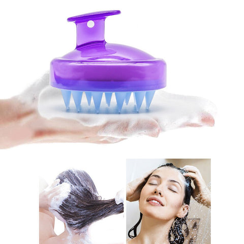 Brosse Silicone Shampoing