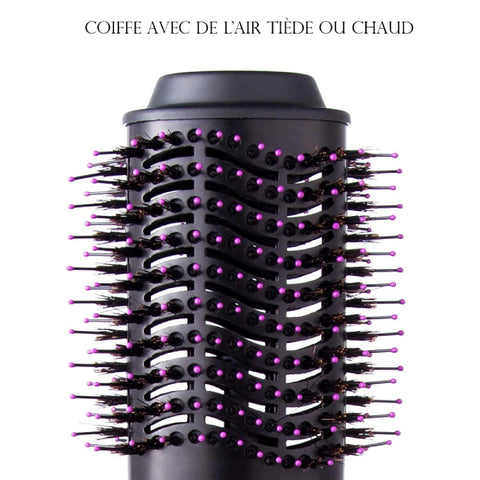 Brosse sèche cheveux lissante BeautifulEyes Product