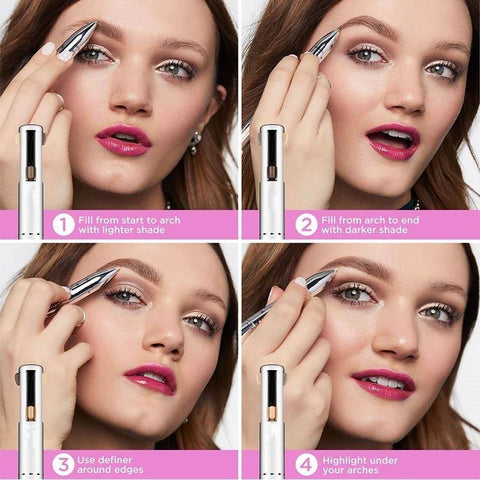 The only one Stylo Sourcil Pro Contouring™  N°1 en France  BeautifulEyes Product