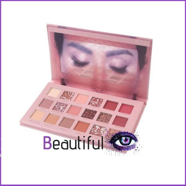 Palette Ultra 18 Eyeshadows BeautifulEyes