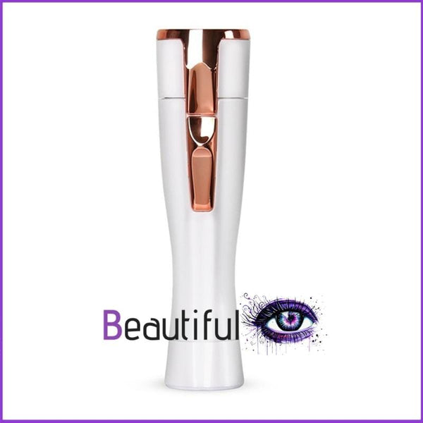 Mini Perfect Shaver BeautifulEyes rechargeable