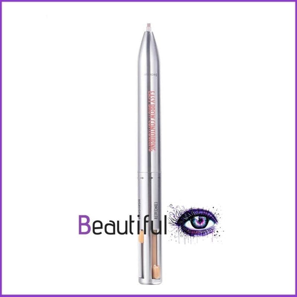 N°1 en France Stylo contour des sourcils & surlignage 4 en 1 BeautifulEyes Product