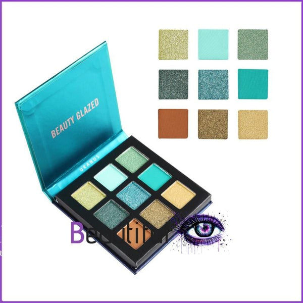 Palette Galaxy BeautifulEyes Uranus