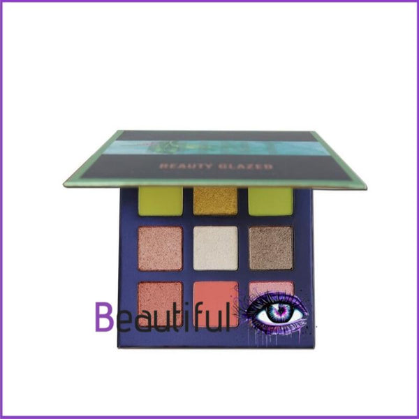 Palette Galaxy BeautifulEyes Mint