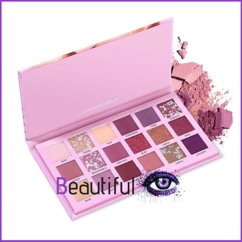 Palette Ultra Violet BeautifulEyes
