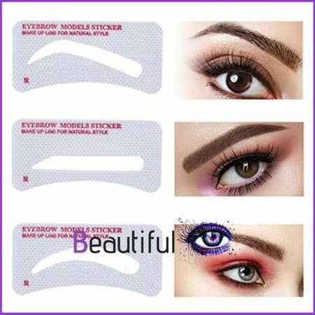 Stickers Perfect Sourcils BeautifulEyes