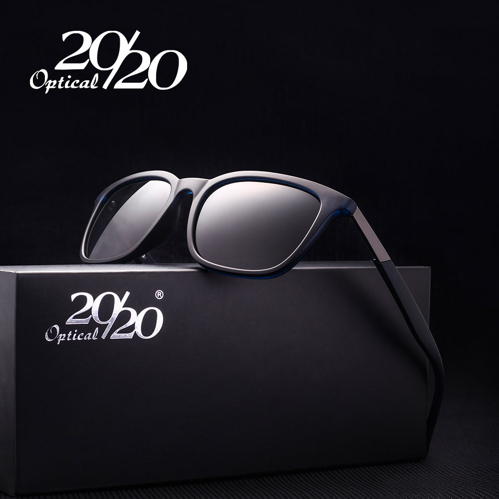 20/20 Brand Retro Polarized Sun Glasses - ShahShack
