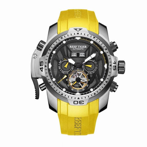Reef Tiger/RT Mens Sport Watch - £300.00