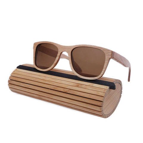 BerWer Fashion Wood Sunglasses - £20.00