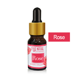 Water-soluble Essential Oils for Aromatherapy Lavender Oil Humidifier Oil with 12 Fragrance Rose - £2.99