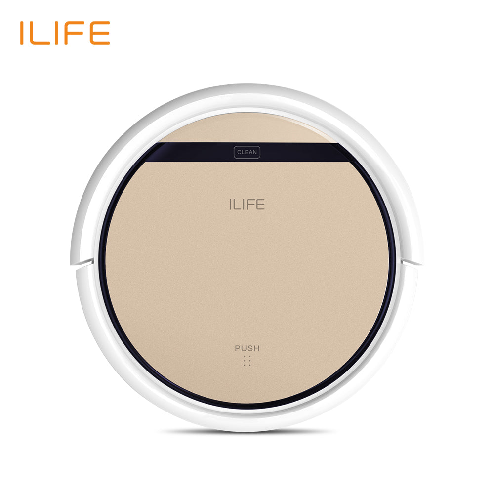ILIFE V5s Pro Intelligent Robot Vacuum Cleaner with Dry and Wet Mopping - ShahShack