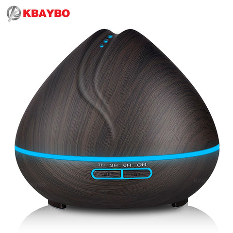 KBAYBO 400ml Aroma Essential Oil Diffuser - £35.00
