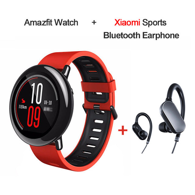 Xiaomi Huami AMAZFIT Pace GPS Running Bluetooth 4.0 Sports Smart Watch MI Heart Rate Monitor - £150.00