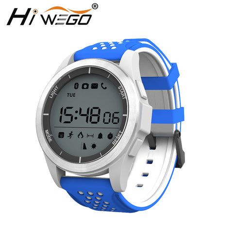 HIWEGO F3 Smart Watch - £40.00