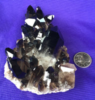 Arkansas Irradiated Quartz Crystal