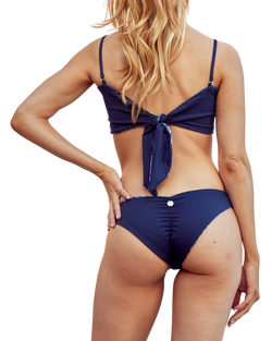 Nysa Reversible Bottom - Greca
