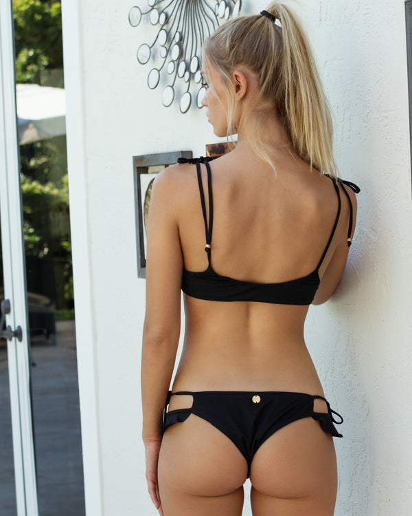 Amelie Bottom - Black
