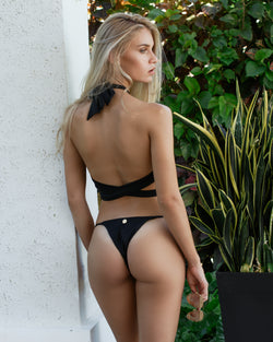 Aleka Bottom - Black
