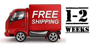 FREE SHIPPING - 1-2 Weeks