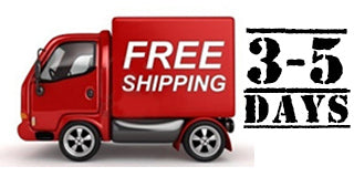 FREE SHIPPING - 3-5 Days