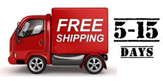 FREE SHIPPING - 5-15 Days