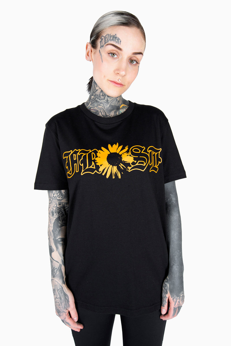 FROST ORIGINALS SUNFLOWER TSHIRT