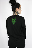 VEGAN CHEST PIECE LONGSLEEVE