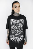 MIND T SHIRT BLACK