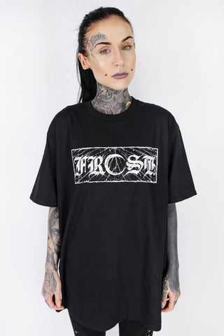 FROST ORIGINALS TSHIRT BLACK/GREEN