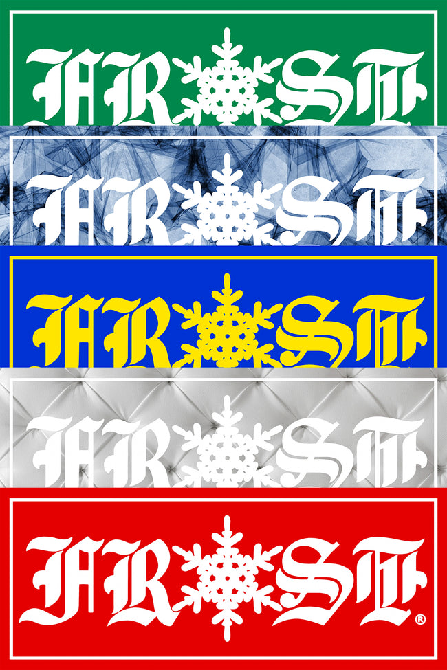 STICKER PACK FROST IN COLOUR - ORIGINALS