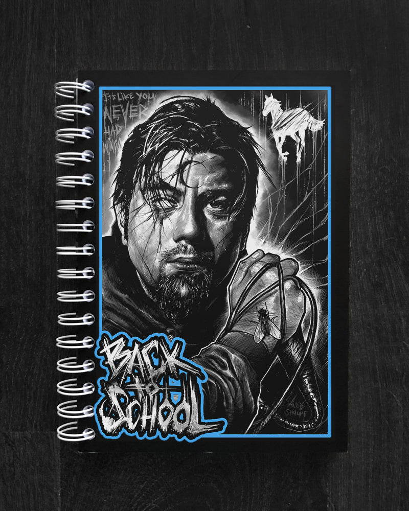 A5 NOTEBOOK - BACK TO SCHOOL