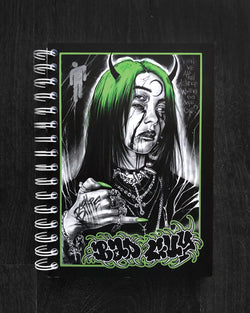 A5 NOTEBOOK - BAD GUY