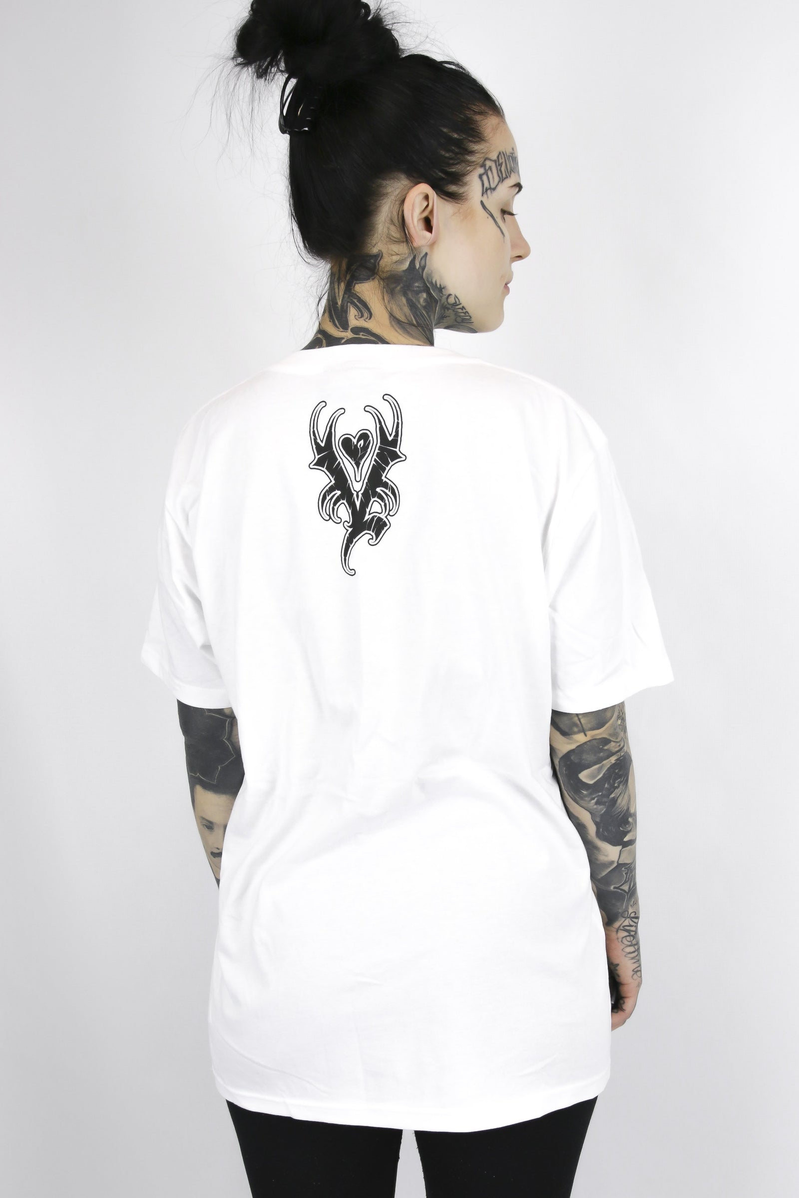 PLANT BASED TSHIRT WHITE