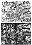 LETTERING SKETCHBOOK BY ANRIJS STRAUME